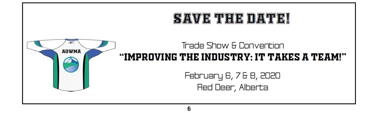 Convention and Trade Show Information – Alberta Onsite