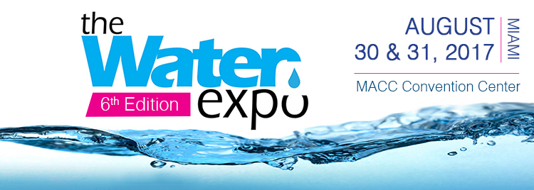 The Water Expo 2017 (6th edition) @ Miami Airport Convention Center